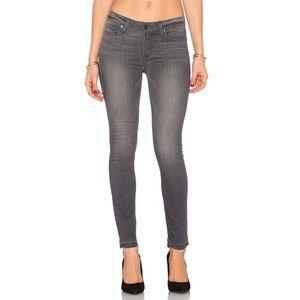 PAIGE Verdugo Ankle Jeans Size 25 Smoke Gray